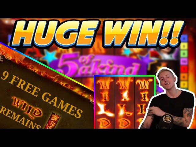 BIG WIN! Mighty Dragon BIG WIN - Online slots from CasinoDaddy live stream