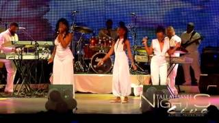 "TNL BACKGROUND SINGERS PERFORMED BROWNSTONE'S ""IF YOU LOVE ME"" AT TALLAHASSEE NIGHTS LIVE"