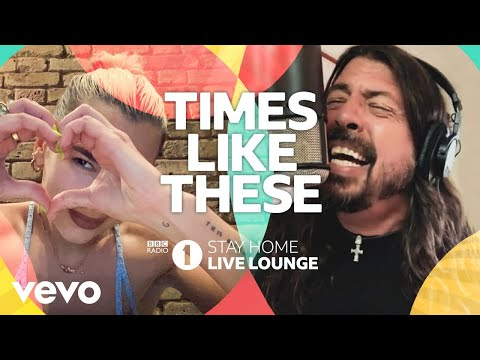Live Lounge Allstars - Times Like These (BBC Radio 1 Stay Home Live Lounge)