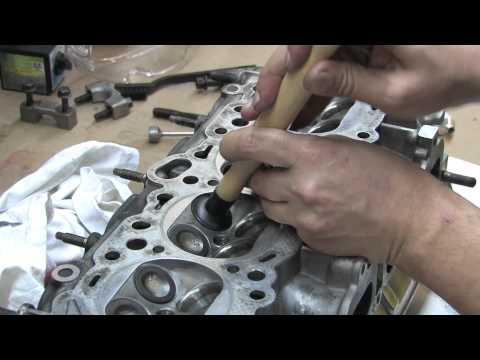Cylinder Head 105 - Valve Job Basics