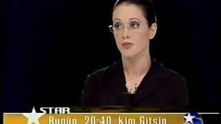 Kim Gitsin - Yarışma Tanıtımı 24 Ekim 2001 - STAR (Bennu Yıldırımlar)