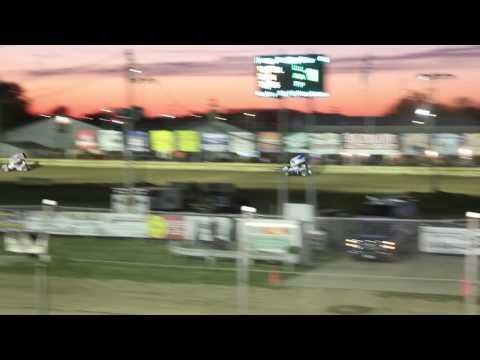 Brian Smith at Fremont Speedway