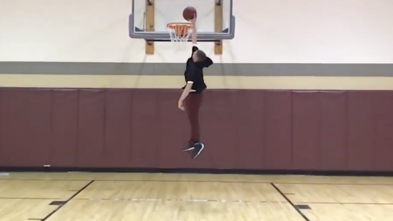 the professor dunking at 5 10 youtube