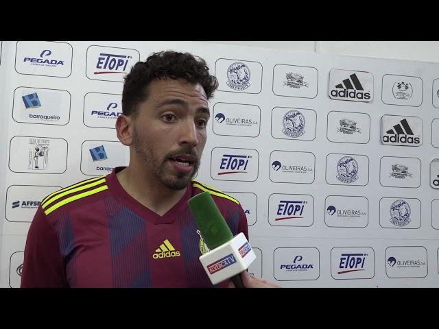 1º Dezembro 0 FC Alverca 0 - Flash Interview