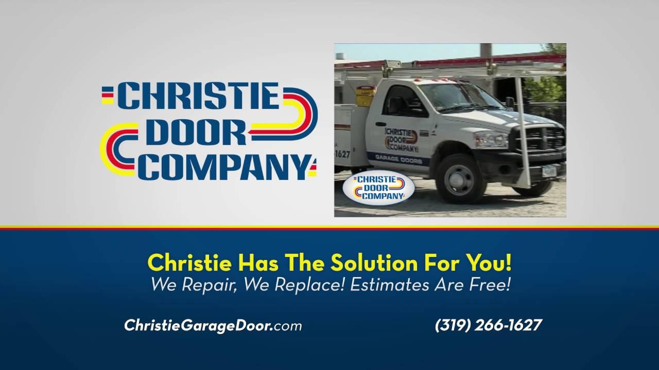Christie Door Company Solutions