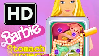 Repeat youtube video BARBIE STOMACH SURGERY | Play Barbie Disney Games Online