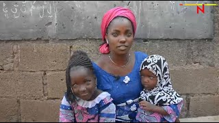 My Husband Abandoned My Daughters And Me Because We Have Blue Eyes - Risikat, Ilorin Mom | Punch