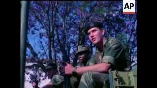 Rhodesia Film - NO SOUND - 1974