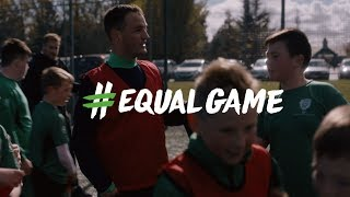 "#EqualGame The ""incredible journey"" of Irish cerebral palsy footballer Gary"