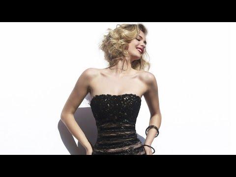 Review of Sherri Hill 11154 Drop Waist Mermaid Silhouette Dress