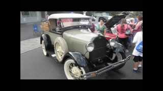 2014 Moonlight Memories Hatboro Car Show
