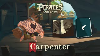Gameplay Walkthrough 06   Pirates Outlaws   Carpenter (no upgrade)