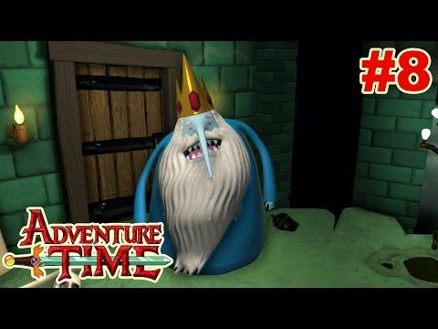 Adventure time finn and jake investigations: A festa - Legendado em Português [XBOX 360].