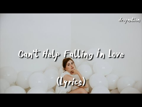 Zayn - Can't Help Falling In Love (Lyrics)