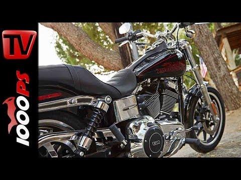 Produktvorstellung | Harley Davidson Low Rider 2014