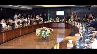 pm modi meets business leaders in riyadh saudi arabia