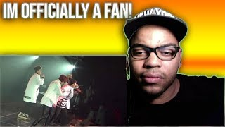 IM A OFFICIAL FANBOY| BTS 방탄소년단Cypher Pt 3 Live Performance *REACTION*
