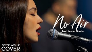 Baixar No Air - Jordin Sparks, Chris Brown (Boyce Avenue ft. Jennel Garcia piano cover) on Spotify & iTunes