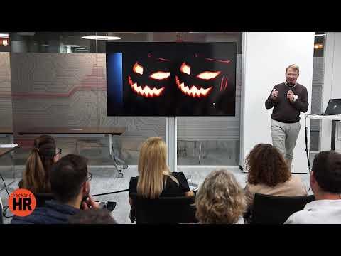 Hacking HR Geneva Chapter Meetup 1 - Thilo Eckardt