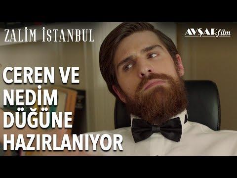 Ceren Ve Nedim'in Düğün Hazırlığı | Zalim İstanbul 9. Bölüm