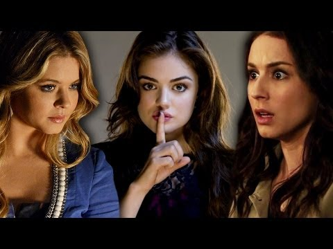 "9 Things You Didn't Know About ""Pretty Little Liars"""