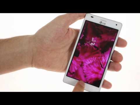 LG Optimus 4X HD user interface