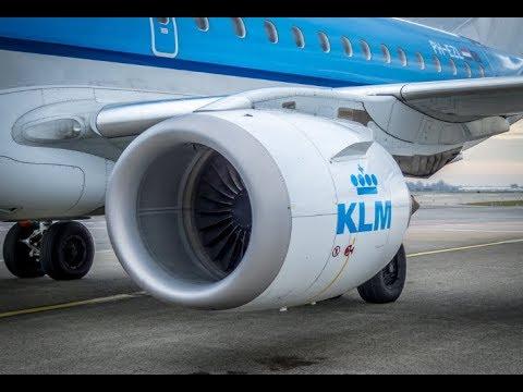 TRIP REPORT | KLM Cityhopper | Amsterdam - Brussels  | Embrear 190