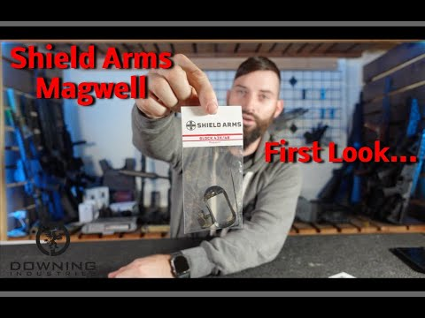 Shield Arms Magwell Unboxing