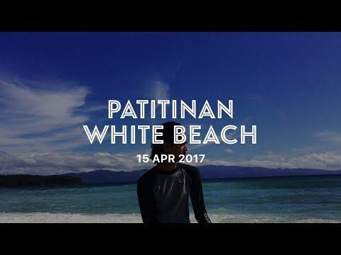 PATITINAN WHITE BEACH, SAGNAY, CAMARINES SUR, PHILIPPINES ADVENTURES ll Llan Lan