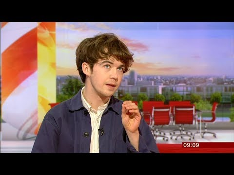 Alex Lawther OLD BOYS Interview 19/02/2019