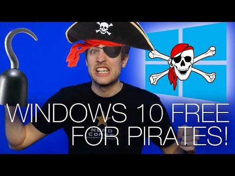 Windows 10 on Android phones, free for pirates, HTC replaces One M9s
