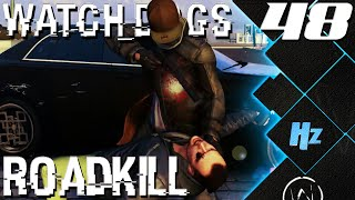 Watch Dogs Walkthrough Part 48 - ROADKILL