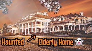 Haunted Old People's Home