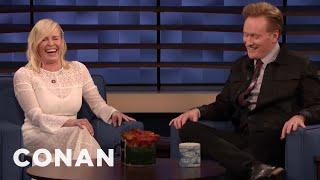 Chelsea Handler Didn't Realize Conan Had So Few Friends - CONAN on TBS