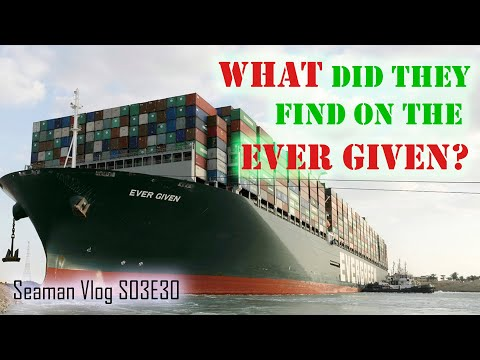 ITF Boarded the Ever Given: What Will Happen To The Crew?  | Chief MAKOi