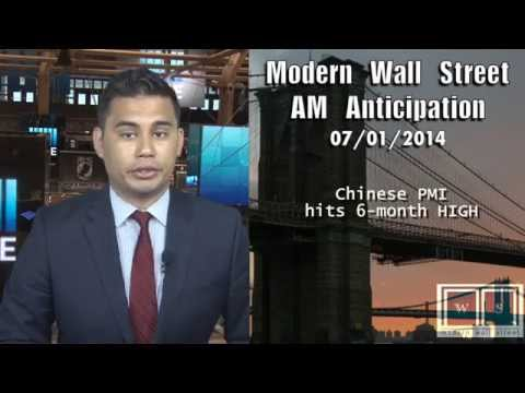 AM Anticipation: Futures rise, Chinese manufacturing soars, BNP Paribas pleads guilty to crimes