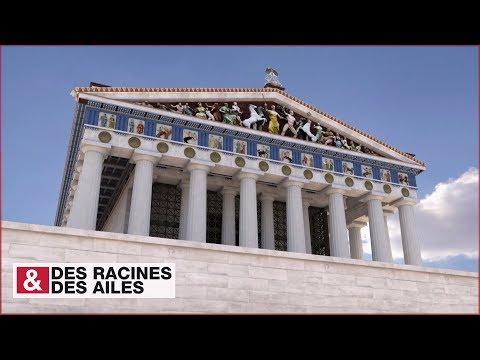 Le Parthénon retrouve ses couleurs !