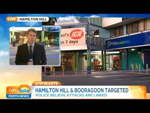 ATM Blasts | Today Perth News