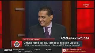 Analisis del CHIVAS vs PUEBLA - Jornada 15 Clausura 2019 - Futbol Picante
