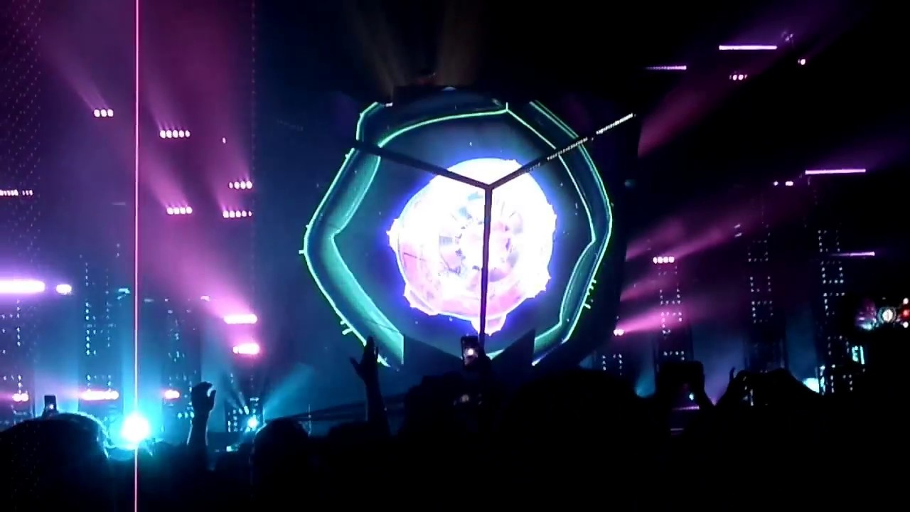 deadmau5 live setup 2017 - photo #48