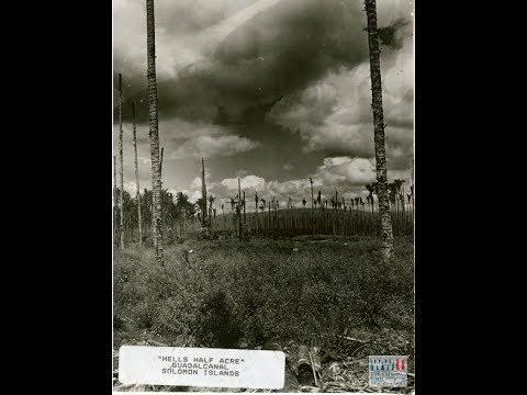75th Anniversary of the Battle of Guadalcanal Online Learning Series  Pt. 3