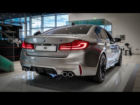 INSIDE the NEW 2018 (BMW F90 M5) 🔞