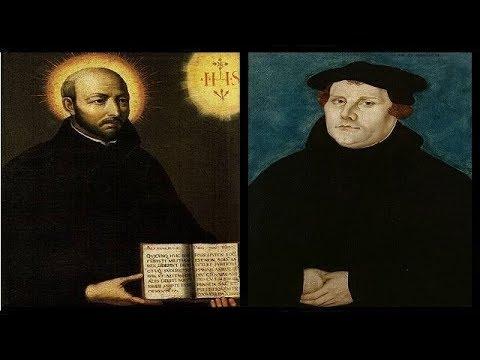 San Ignacio de Loyola vs Martín Lutero, documental