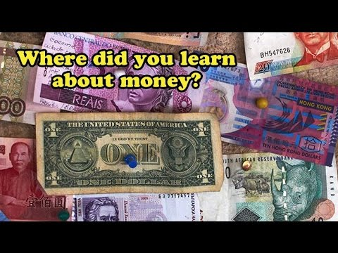 Scavenger Life Episode 284: Where did you learn about money?