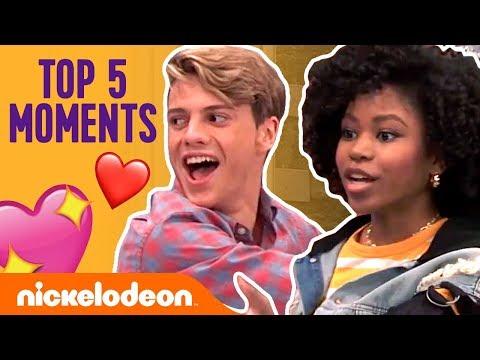 Top 5 Chenry Moments From 'I Dream Of Danger' 😍 Henry Danger   Nick