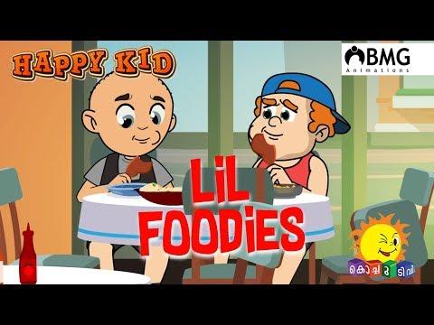 Happy Kid | Little Foodies | Episode 123 | Kochu TV | Malayalam