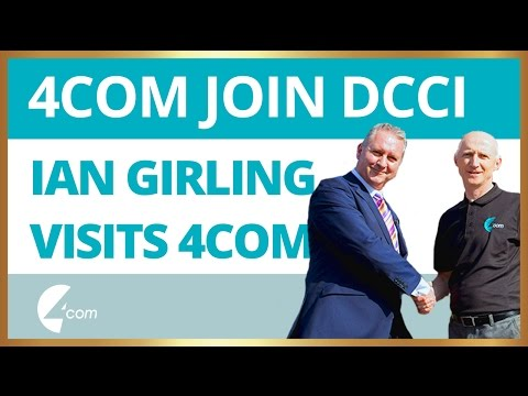 4Com Join the Dorset Chamber of Commerce and Industry (DCCI)