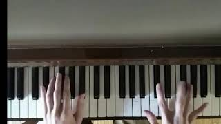 """""""Man of Oil"""" - Animal Collective (Piano Cover)"""