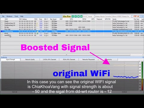 Setup Wireless Repeater to extend wifi signal using TL-WR740N With
