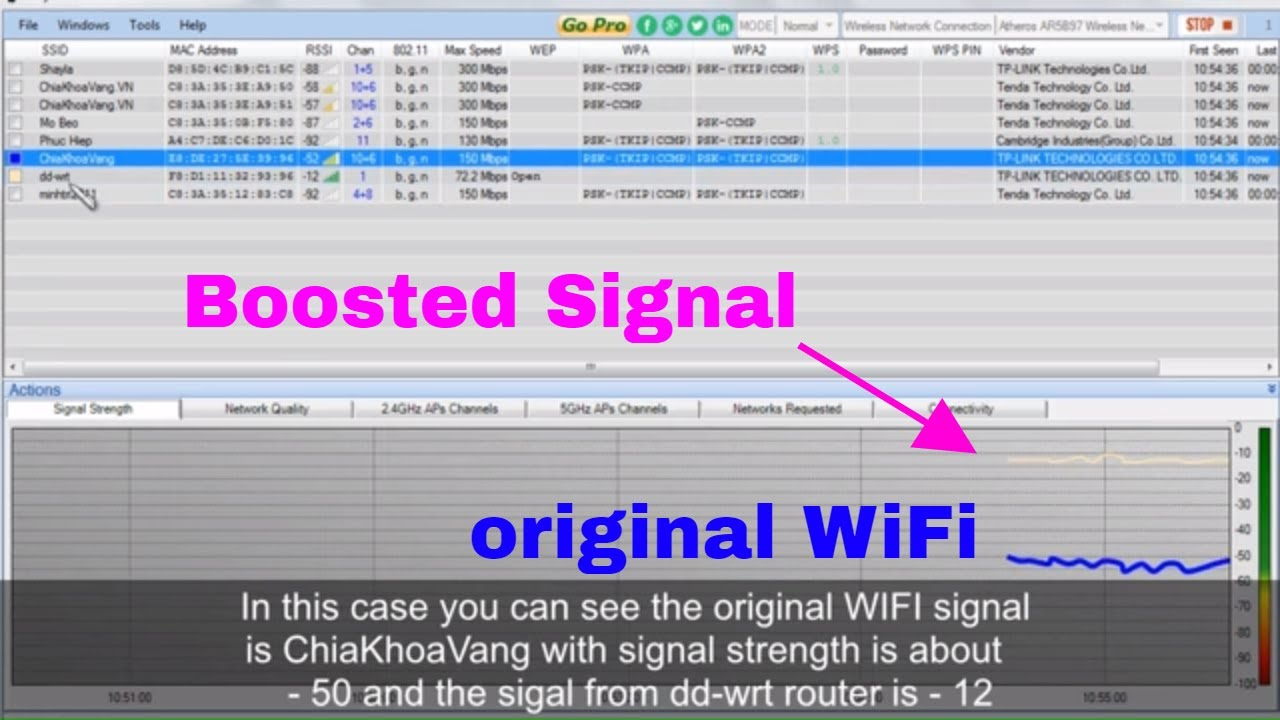Setup Wireless Repeater to extend wifi signal using TL-WR740N With DD-WRT  firmware